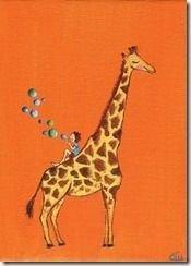 edie giraffe