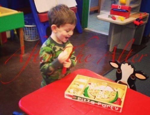 Dear Little Man On Your First Day Of Preschool