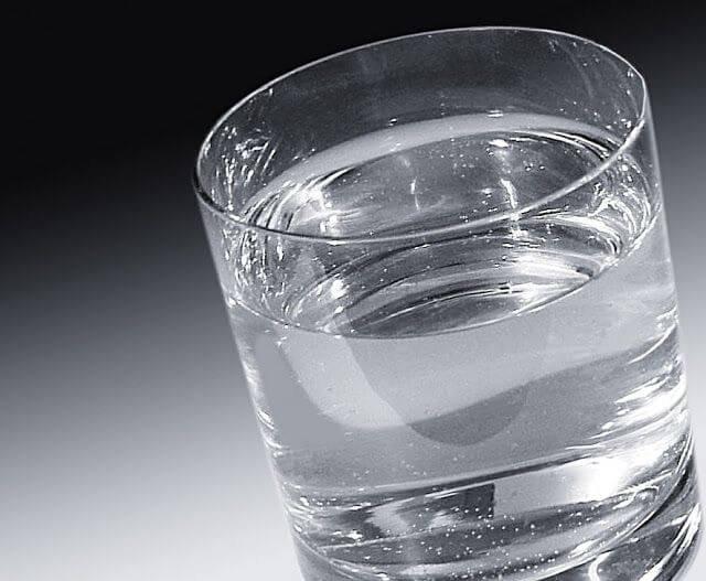 water sonogram
