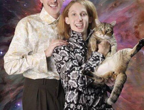The Whitest Family Photos
