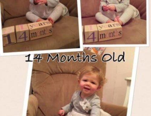 Dear Tessa: 14 Months