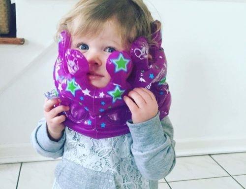 Dear Tessa:16 Months Old