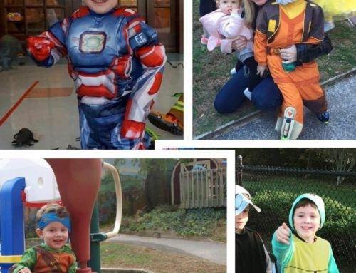 His LAST Halloween Parade