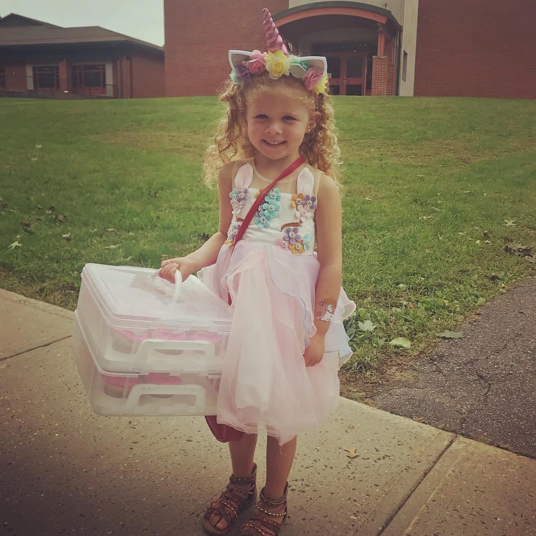 Dear Tessa: 4 Years Old